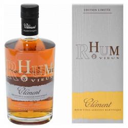 Rhum Vieux Clément | Silver Festif | Cadeaux affaires