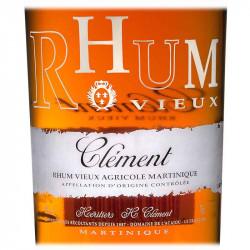 Rhum Vieux Clément | Silver Festif | Cadeaux clients