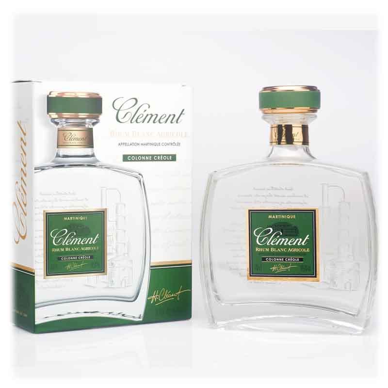 Colonne Créole Blanc | Rhum Blanc Clément | offrir un Rhum Blanc