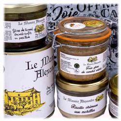 Plateau De L'Aveyron   Le Manoir Alexandre   Idées Cadeaux Clients