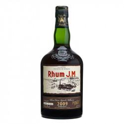 J.M 2009 | Rhum Vieux 10 ANS | cadeaux affaires