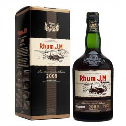J.M 2009 | Rhum Vieux 10 ANS | cadeau Homme