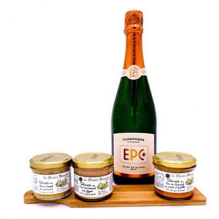 Apéro Champagne Fun| EPC & Le Manoir Alexandre