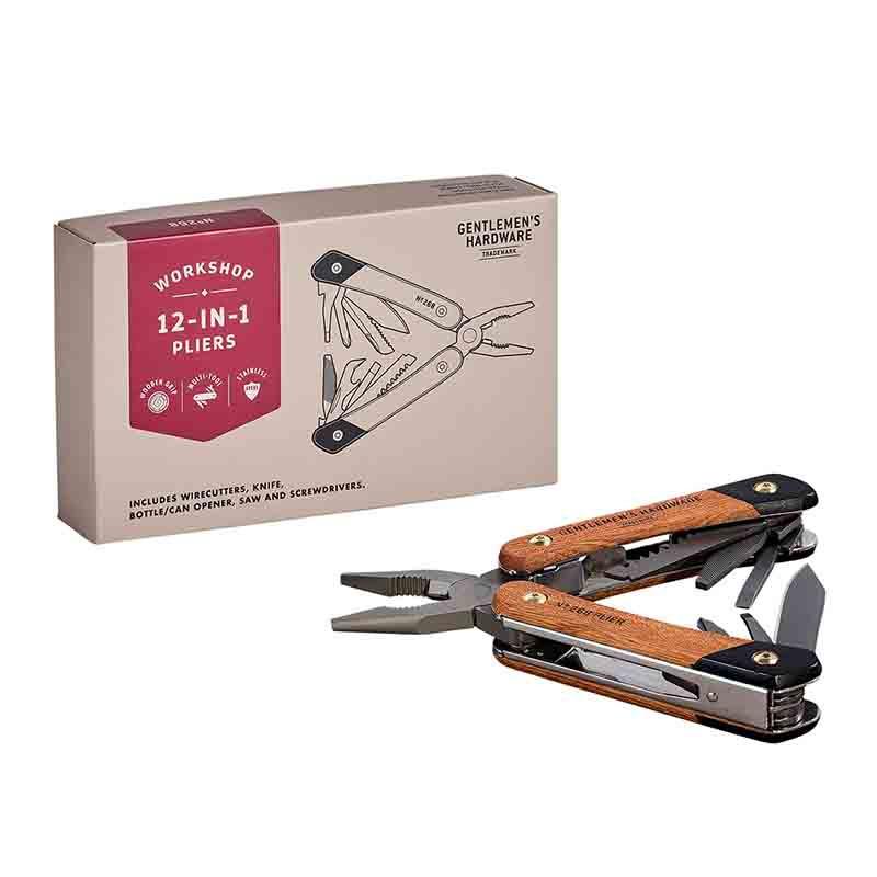 Pince Multi-Tool 12-En-1| Gentlemen's Hardware
