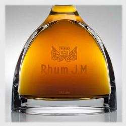 Rhum J.M   Carafe Cristal   Le Top cadeau d'Affaires