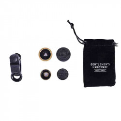 Kit Photo Smartphone 3-En-1| Gentlemen's Hardware | Idées Cadeaux Femme