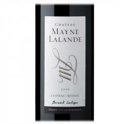 Château Mayne Lalande 2016   Cadeaux Femme