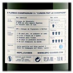 Champagne EPC | Cuvée Brut