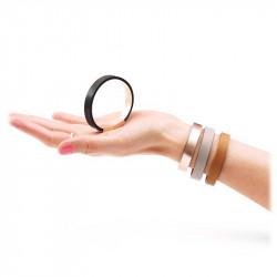 Bracelet Cuir Arctique   AIMI Studio   Idée Cadeau Femme