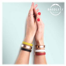 Bracelet Cuir Arctique   AIMI Studio