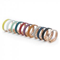 Bracelet Cuir Arctique   AIMI Studio   Cadeau Femme