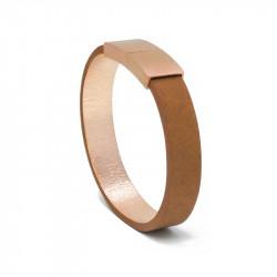 Bracelet Cuir Havana | AIMI Studio | Idées Cadeaux Femme