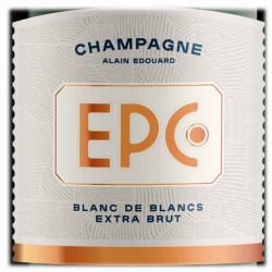 Champagne EPC extra brut    cadeau homme femme