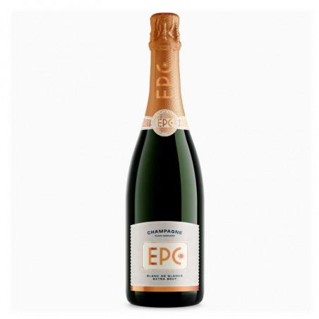 Champagne EPC   Extra brut   Blanc de blancs
