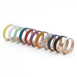Bracelet Cuir Arctique | AIMI Studio | Cadeau Femme