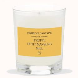 Bougie Parfumée Cirerie De Gascogne |Bougie Parfumée | Truffe, Petit Manseng & Miel