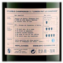 champagne EPC Rosé   cadeau Femme