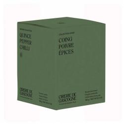 Bougie Coing, Poivre & Piment | La Cirerie De Gascogne | Idées Cadeaux Femme
