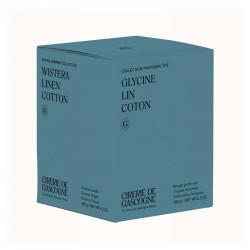 Bougie Glycine, Lin & Coton| La Cirerie De Gascogne | Idées Cadeaux Maison
