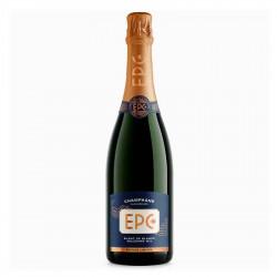 Champagne EPC millésimé blanc de blanc