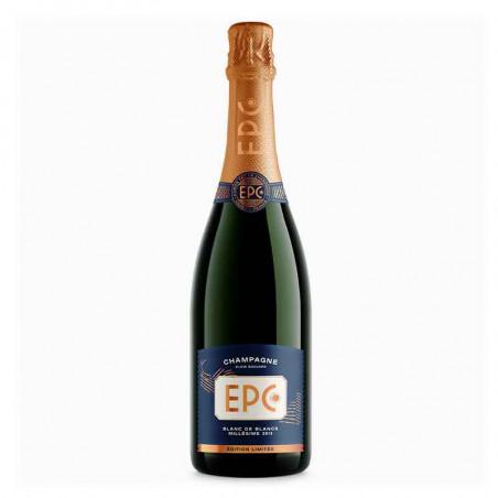 Champagne EPC millésimé 2015
