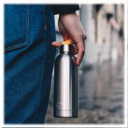 Bouteille Classic Orange | Drink Big | idées Cadeaux Lifestyle