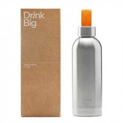Bouteille Classic Orange | Drink Big | idées Cadeaux