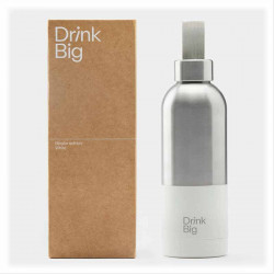 Drink Big | Bicolor White