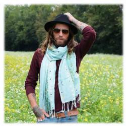 Chèche Tribal | Monsieur Charli | Idées Cadeaux Homme Aventurier