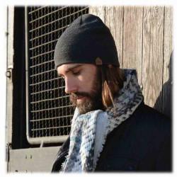 Bonnet Justin Gris | Monsieur Charli | Idées Cadeaux Homme Branché