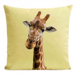 Coussin Girafe Yellow...
