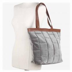 Sac Wendy Beige | Del Carmen | Idées Cadeaux Mode Femme