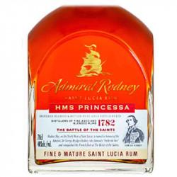 HMS Princessa   Rhum Admiral Rodney   cadeaux affaires