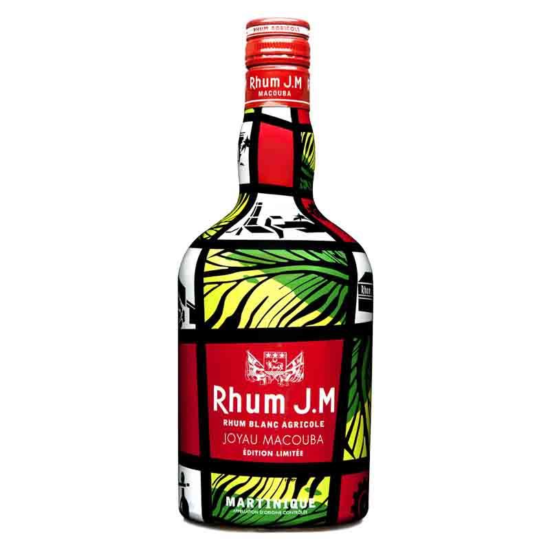 Rhum J.M Joyau Macouba | un très grand Rhum blanc