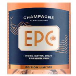 Champagne EPC | 1er cru Rosé Extra-brut