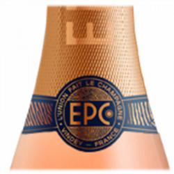 Champagne EPC Extra-Brut Rosé 1er cru