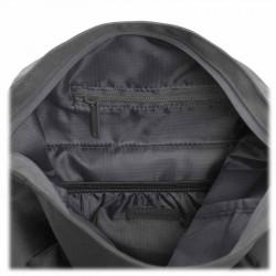 Lefrik roll mini gris sac femme