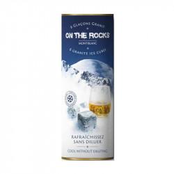 Pierre à Whisky du Mont Blanc | ON THE ROCKS | idée Cadeau Homme
