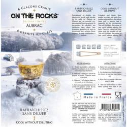 Pierre à Whisky de l'Aubrac | ON THE ROCK | Cadeaux affaires