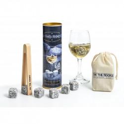 Glaçons Granit Sidobre | ON THE ROCK | Coffret Cadeaux