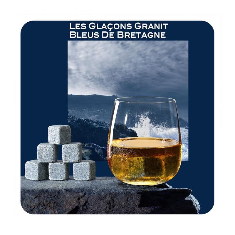 10 Pierre à Whisky de Bretagne | ON THE ROCKS | idées Cadeaux