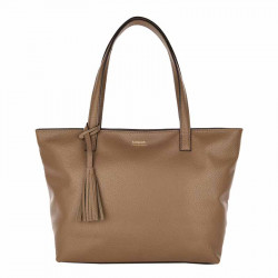 Sac à Main Eden Taupe | LOXWOOD
