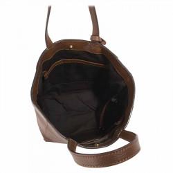 Petit cabas PARISIEN Chestynut | LOXWOOD | offrir un sac Femme original