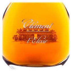 Rhum Vieux Clément Elixir | idées cadeau homme