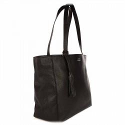 Cabas MONTMARTRE Noir | LOXWOOD | Idées Cadeaux femme
