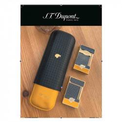 Etui Cigares Cohiba | S.T. DUPONT | Cadeaux Cadeaux Clients