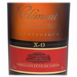 Rhum Clément XO  | cadeau homme
