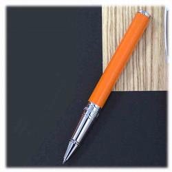 Stylo Bille D-Initial Orange | S.T. DUPONT | Cadeaux Femme