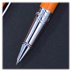 Stylo Bille D-Initial Orange | S.T. DUPONT |Idées  Cadeaux Femme