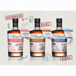 Secrets de Fûts Gourmand   Rhum Vieux Clément   Cadeaux affaires